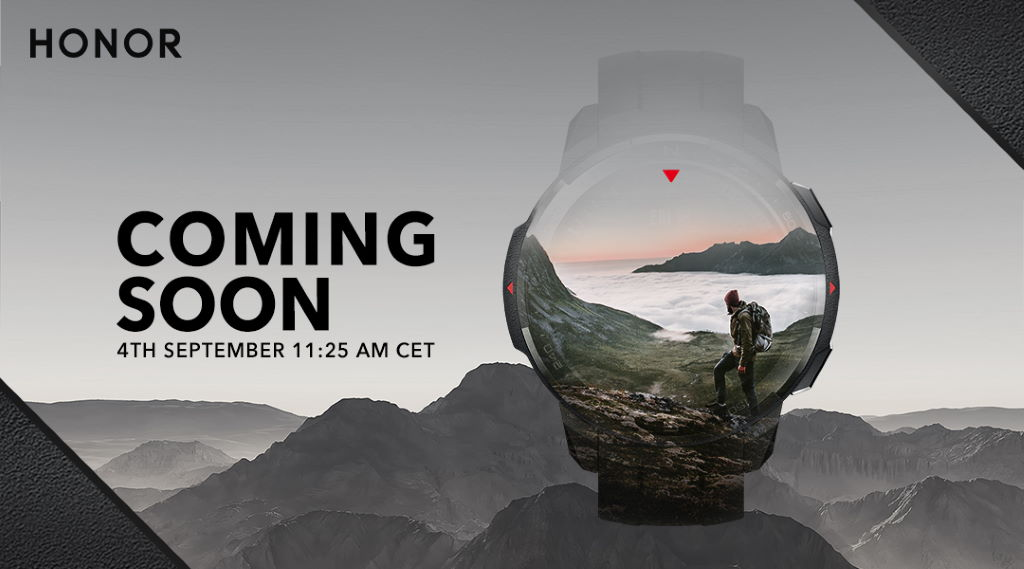 ifa-2020-honor-outdoor-smartwatch [IFA 2020] HONOR wird neues MagicBook, eine Outdoor-Smartwatch und Tablets vorstellen Computer Google Android Honor IFA News Smartwatches Tablets Wearables