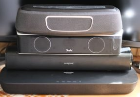 kompakte Soundbars im Test am PC