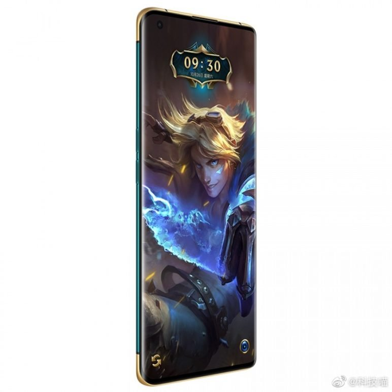 League-of-Legends-Find-X2-edition_2-772x772 Oppo - League of Legends Find X2 edition erscheint am 19. Oktober Oppo Electronics Smartphones