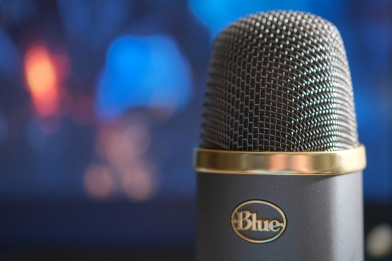 Blue Yeti X World of Warcraft Edition - Sizzle