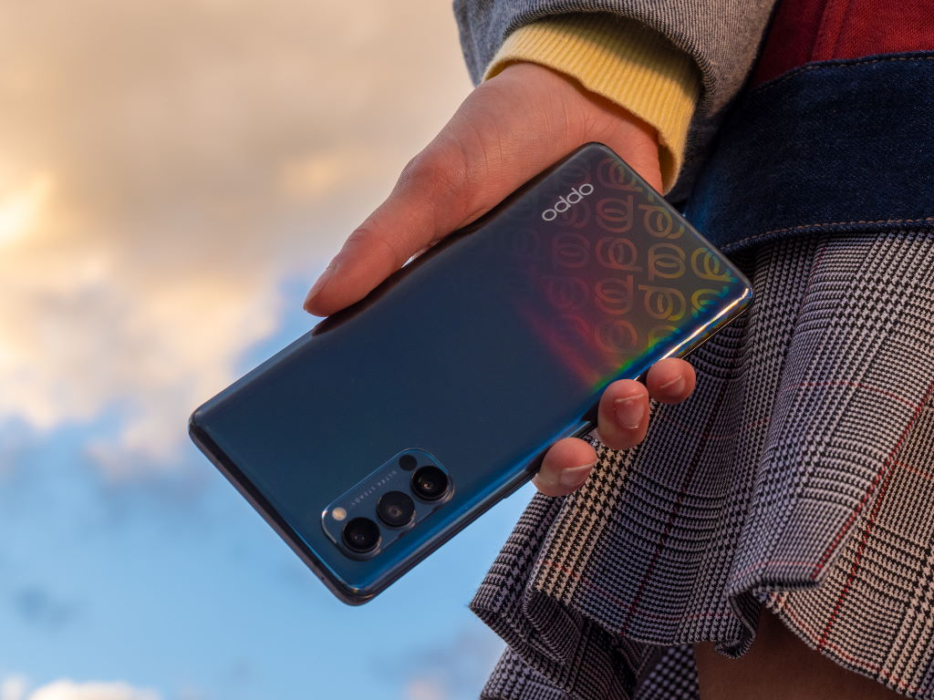 oppo-reno4-pro Oppo Reno4 Serie angekündigt Google Android News Oppo Electronics Smartphones