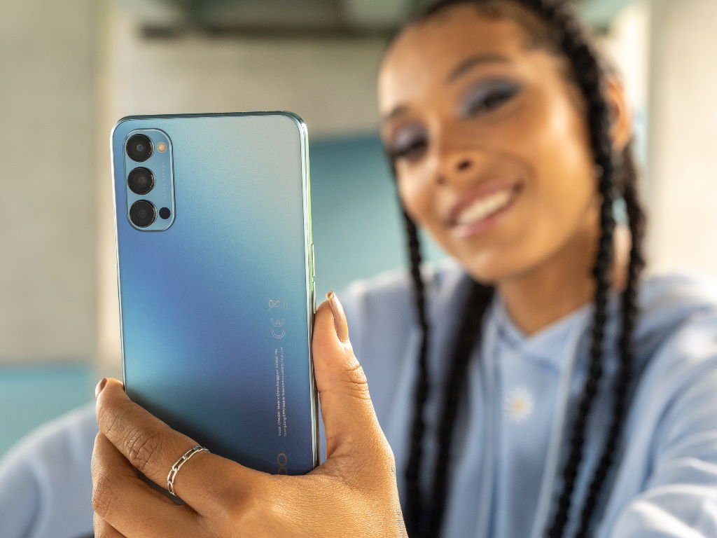 oppo-reno4 Oppo Reno4 Serie angekündigt Google Android News Oppo Electronics Smartphones