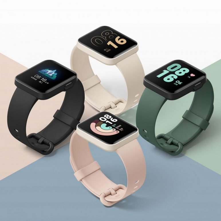 Redmi-Watch-2-772x772 Redmi Watch mit 1,4-Zoll-Display vorgestellt Redmi Smartwatches Wearables