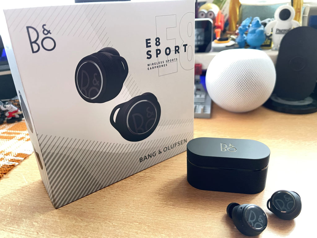 beoplay-e8-sport Apple, Sennheiser, Teufel & Co. - 9 True Wireless Ohrhörer im großen Vergleichstest Apple Audio Bang & Olufsen Gadgets Gefeatured Headsets Jabra Kopfhörer LG Electronics OnePlus Panasonic Samsung Sennheiser Testberichte Teufel