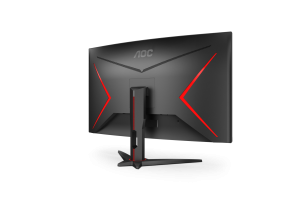 "cq32g2se_bk_back_to_right-287x200 AOC launcht zwei neue 31,5"" Curved-Gaming-Monitore aus der G2-Serie AOC Monitore Peripherie"