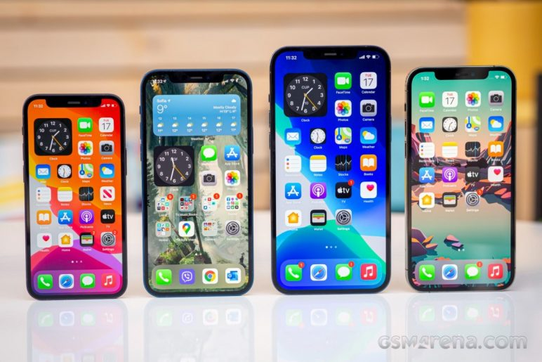 apple_phones-772x515 Apple knackt die 100 Milliarden Dollar Umsatz im Quartal Apple Apple iOS Apple iPad Apple macOS