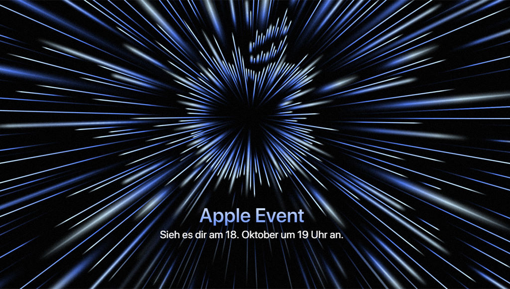 apple-event-oktober-2021 Apple Event am 18. Oktober Apple Apple macOS Computer Events News Technologie